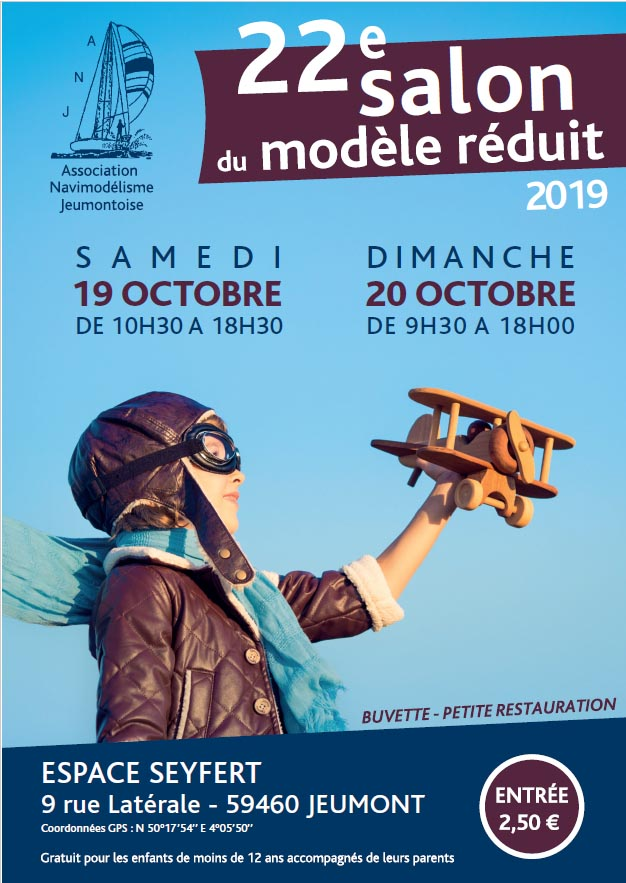 Expo chez les Ch'tis Affich11