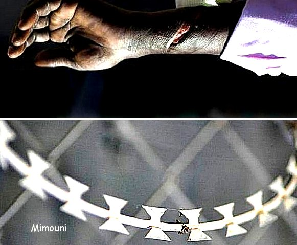 Spain pointed regarding human rights Mimoun12