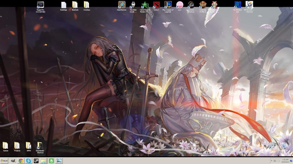 Show me your desktop(Vol. 2) Mydesk12