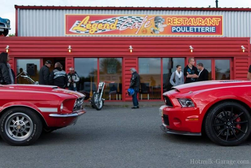 MANIFESTATION - 2ème dimanche du mois: Rasso autos/motos prestiges , 49 St Léger sous Cholet 0110