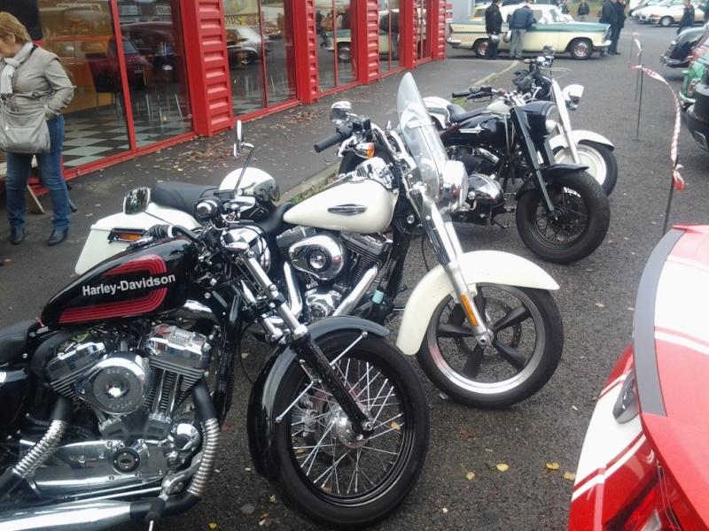 MANIFESTATION - 2ème dimanche du mois: Rasso autos/motos prestiges , 49 St Léger sous Cholet Photo011