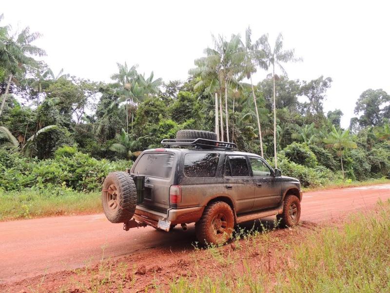FS now: Toyota 4Runner 1998 (Canadian reg) in Venezuela or Colombia 210