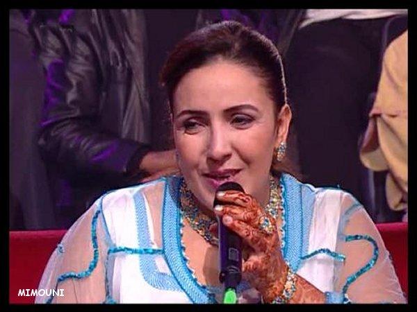 Chrifa, la Diva de l'Atlas Marocain Mimoun16