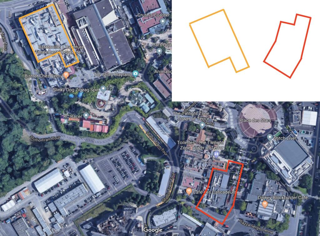 [News] Extension du Parc Walt Disney Studios avec nouvelles zones autour d'un lac (2020-2025) - Page 22 Captur11