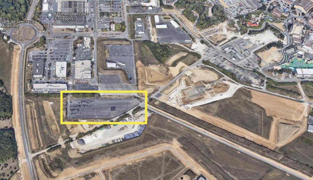 Extension du Parc Walt Disney Studios avec nouvelles zones autour d'un lac (2022-2025) - Page 14 Captur39