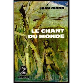 LC Giono : Le Chant du Monde  Giono-10