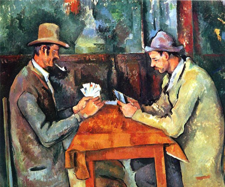 Un peintre, un auteur : Cézanne - Page 2 Paul_c11