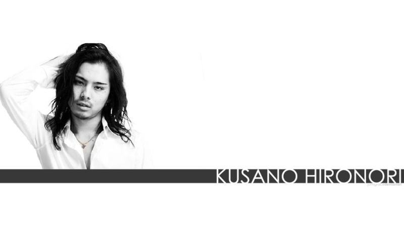 Kusano Hironori (ex-NewS).  Kusano10