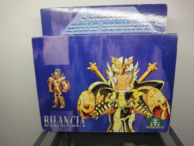 cavalieri dello zodiaco scatola tempio Dsc02613