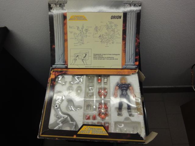 Cavalieri dello zodiaco ArtaX Orion Loose Dsc03211