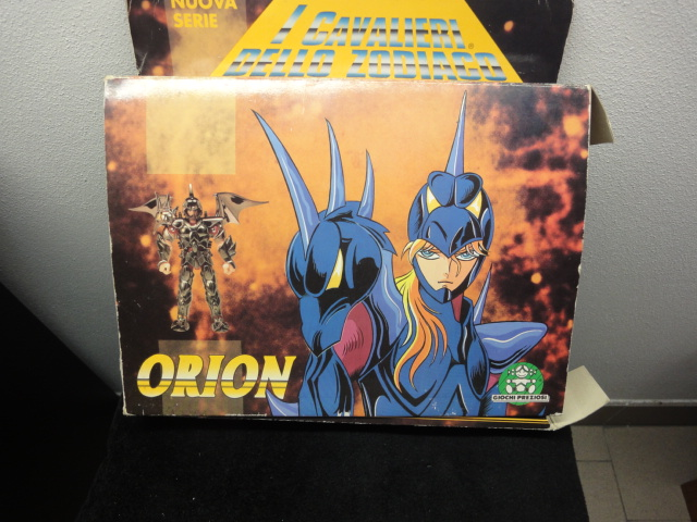 Cavalieri dello zodiaco ArtaX Orion Loose Dsc03212