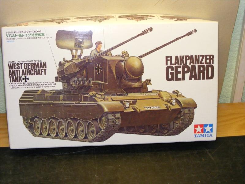 Flakpanzer GEPARD in 1:35 von TAMIYA Dscf1115