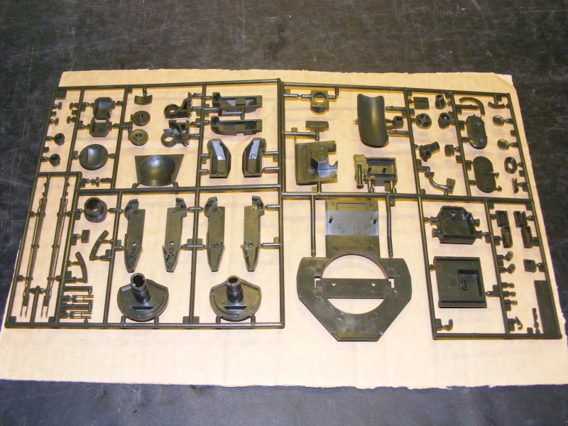 Flakpanzer GEPARD in 1:35 von TAMIYA Dscf1119