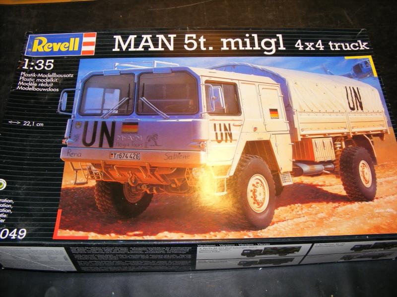 MAN 5 T mil gl 4 x 4 in 1:35 von REVELL Dscf1157