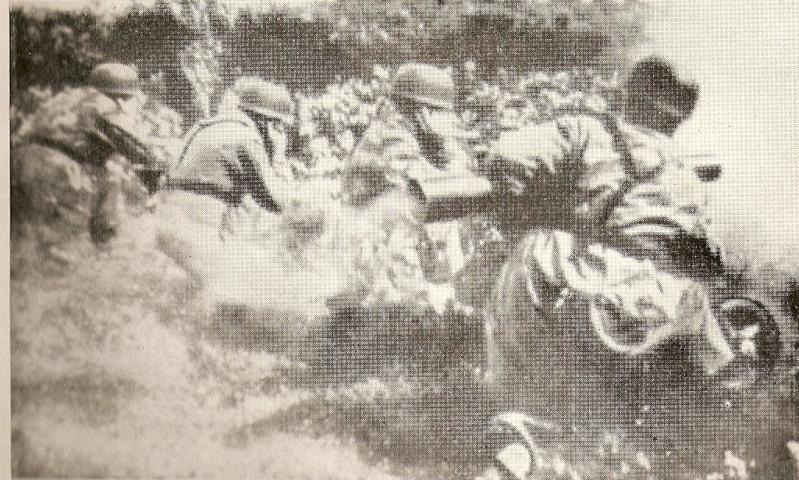 Peindre des Fallschirmjagers en 15 mm Fallsc12