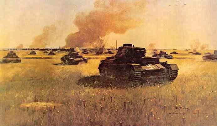 Manuel pour les équipages de Panzers France10