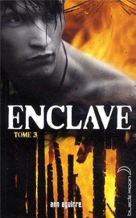 ENCLAVE (Tome 3) LA HORDE de Ann Aguirre 51ht3c10