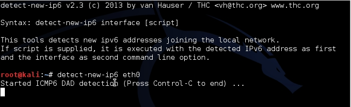 Tutorial de detect-new-ip6 para Kali Linux Detect12