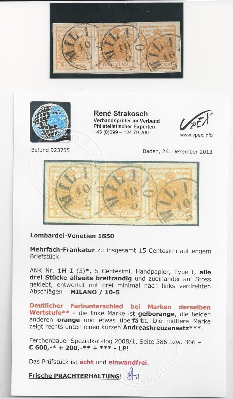 Lombardei - Venetien 1850 - 1858 - Seite 2 Bild105
