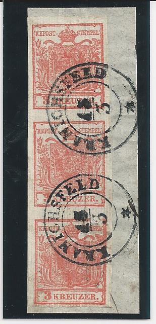 Die erste Österreichische Ausgabe 1850 - Seite 3 Bild106