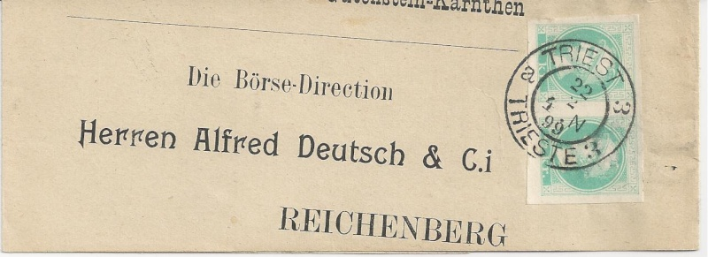 DIE ZEITUNGSMARKEN AUSGABE 1880 Bild124