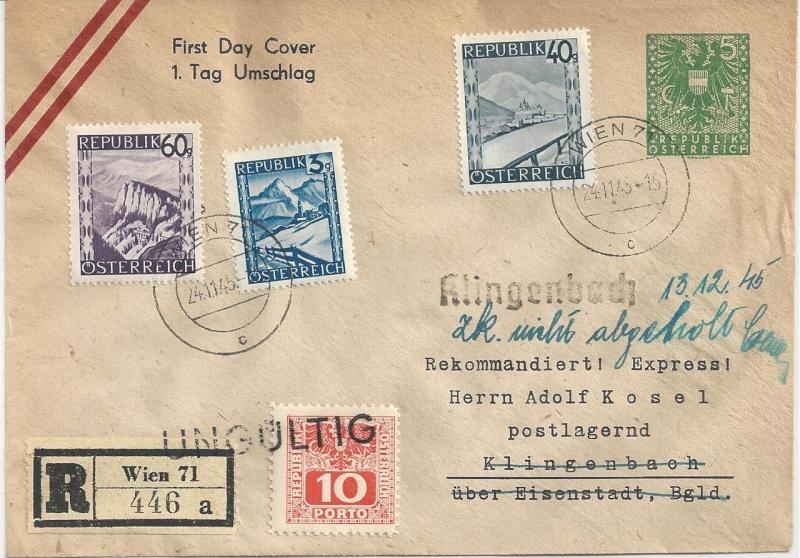 Landschaftsbilder ANK 738-766  -  Belege - Seite 6 Bild147