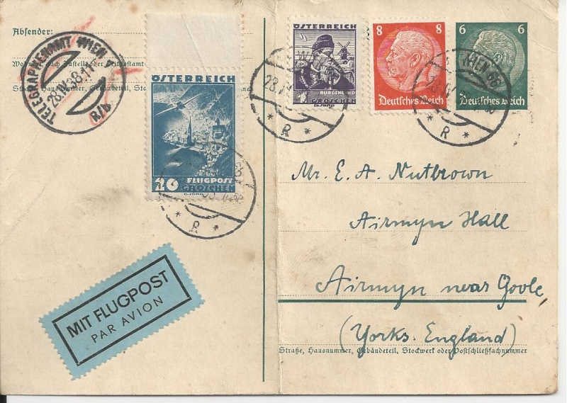 Österreich im III. Reich (Ostmark) Belege Bild59