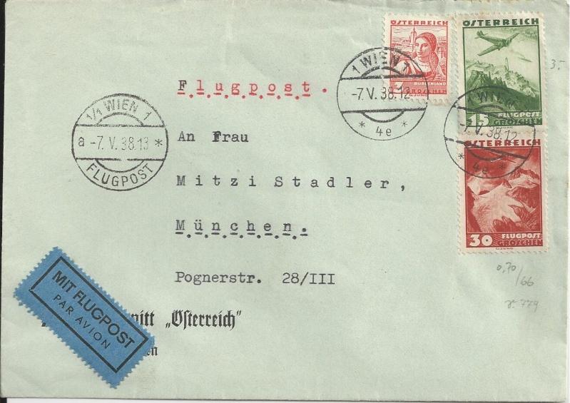 Österreich im III. Reich (Ostmark) Belege Bild60