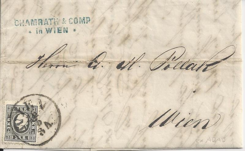 Die Freimarkenausgabe 1858 Type I und II - Seite 2 Bild93