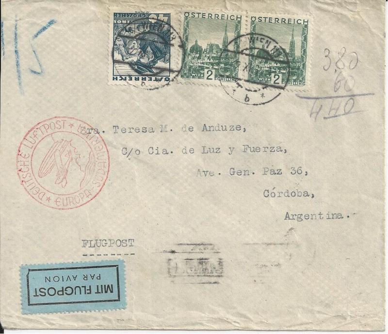 1. Südamerikafahrt Graf Zeppelin - weitere Angebote Bild_213