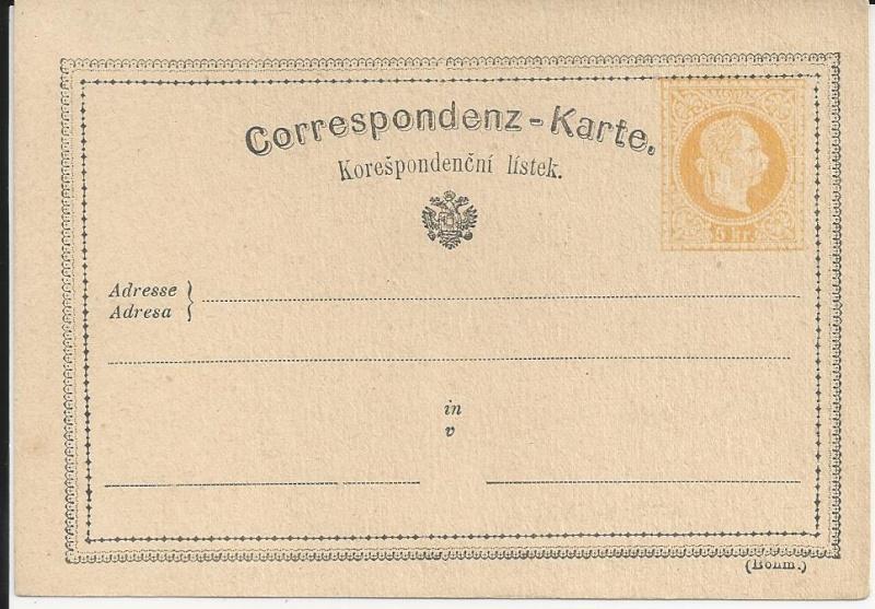 Freimarken-Ausgabe 1867 : Kopfbildnis Kaiser Franz Joseph I - Seite 3 Bild_215