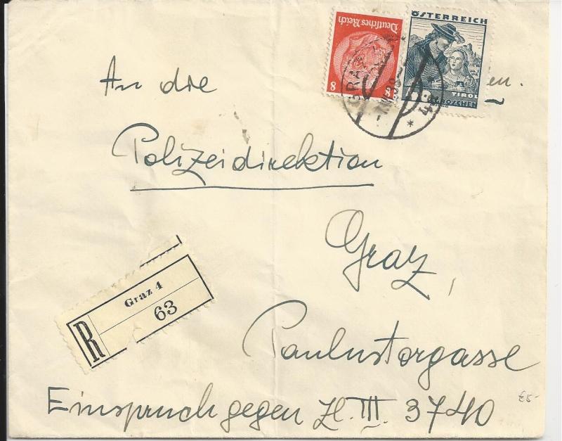 Österreich im III. Reich (Ostmark) Belege Bild_223