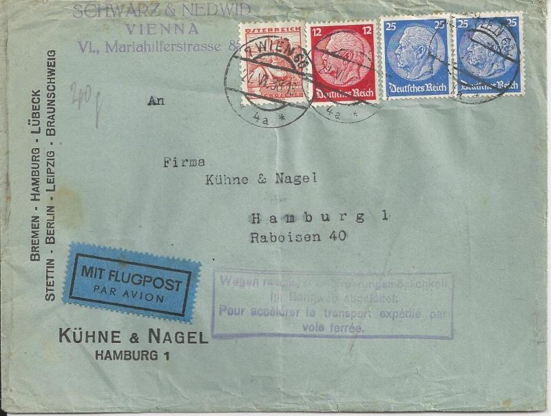 Österreich im III. Reich (Ostmark) Belege Bild_235
