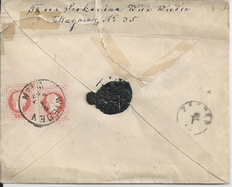 Freimarken-Ausgabe 1867 : Kopfbildnis Kaiser Franz Joseph I - Seite 4 Bild_243