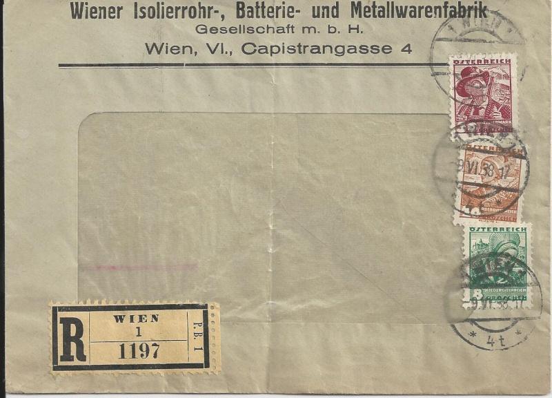 Österreich im III. Reich (Ostmark) Belege Bild_315