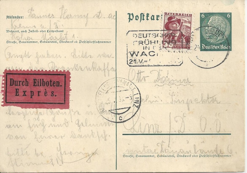Österreich im III. Reich (Ostmark) Belege Bild_316