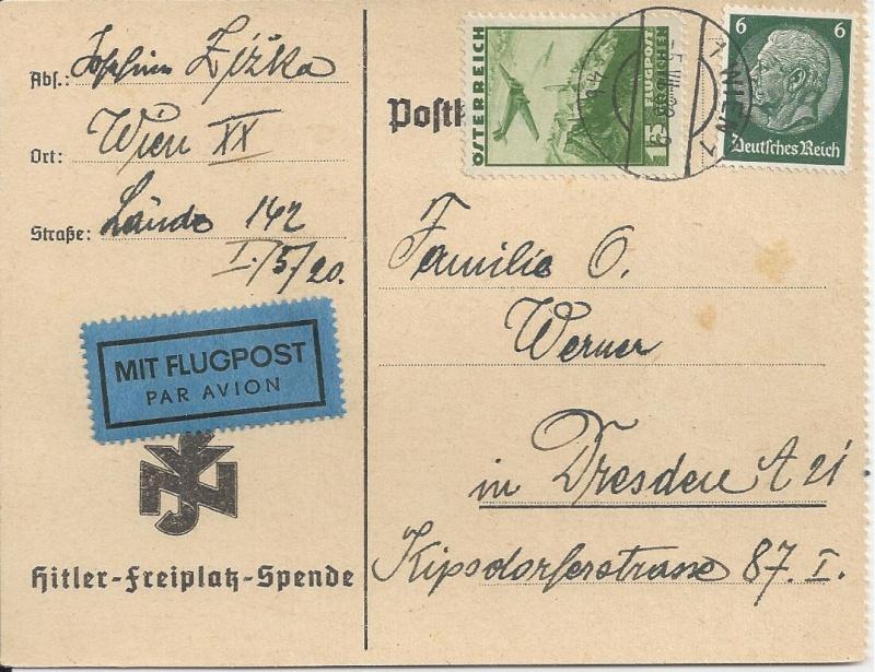 Österreich im III. Reich (Ostmark) Belege Bild_321