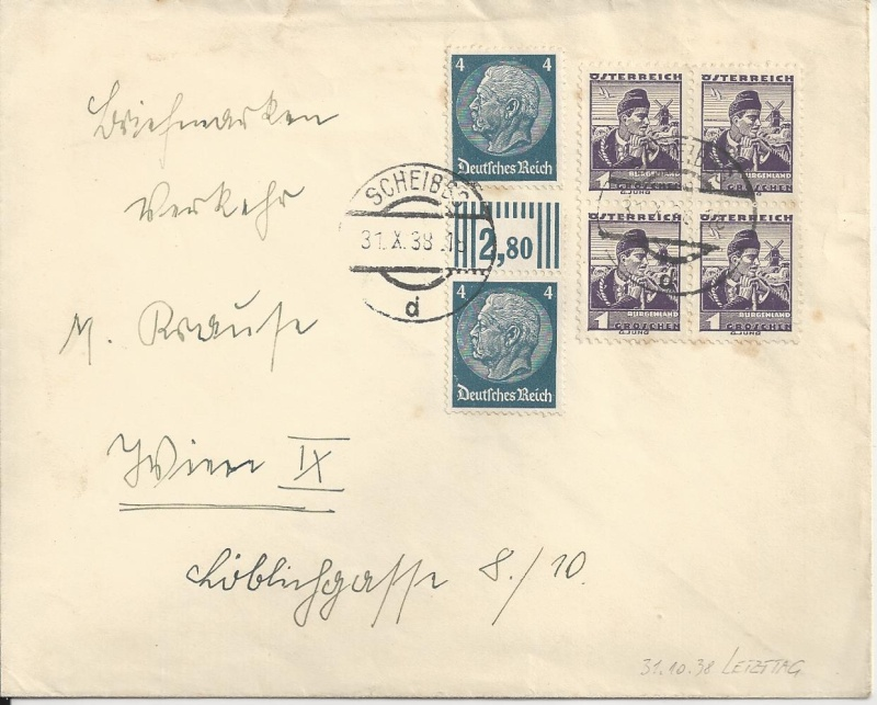 Österreich im III. Reich (Ostmark) Belege Bild_411