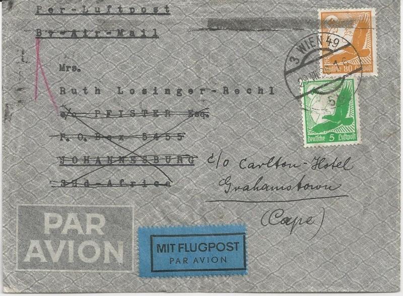 Österreich im III. Reich (Ostmark) Belege Bild_429