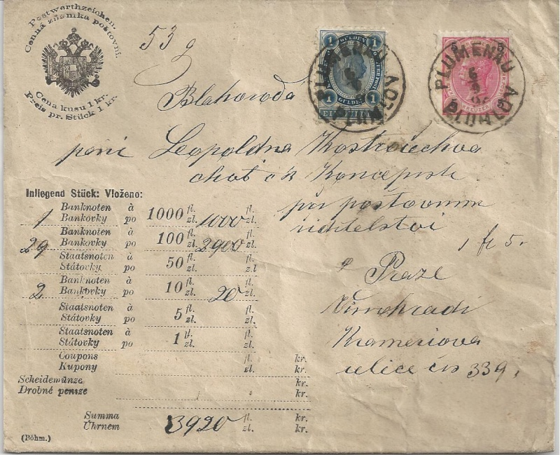 Die Freimarkenausgabe 1890 Bild_434
