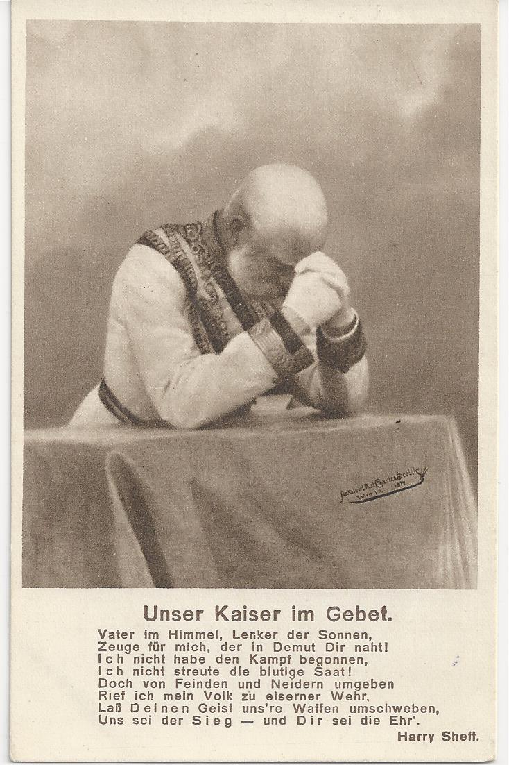 1914 - 1918   Der Untergang der K.u.K. Monarchie Bild_437