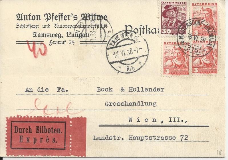 Österreich im III. Reich (Ostmark) Belege Bild_510