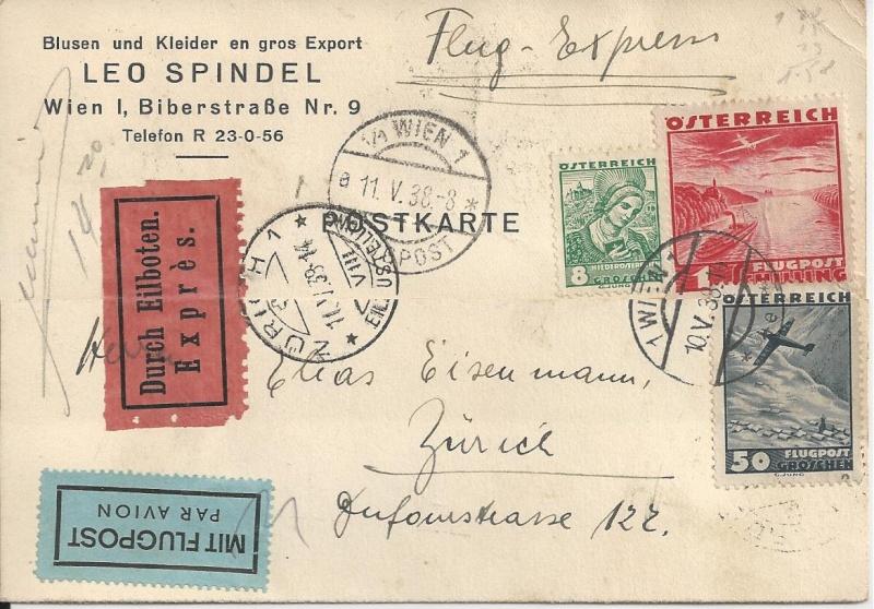 Österreich im III. Reich (Ostmark) Belege Bild_513