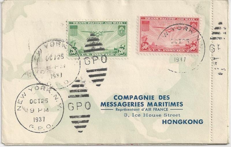 Flugpost Frankreich, wer weiß etwas dazu? Bild_522