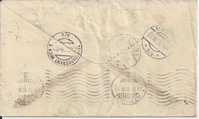 Österreichische Rohrpost der 1. Republik Bild_613
