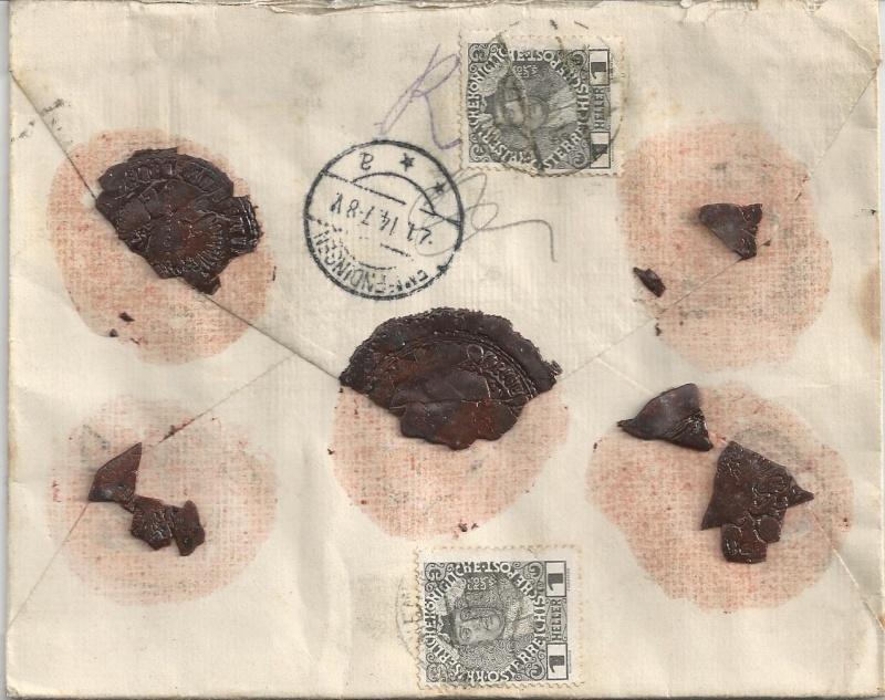 1914 - 1918   Der Untergang der K.u.K. Monarchie Bild_619