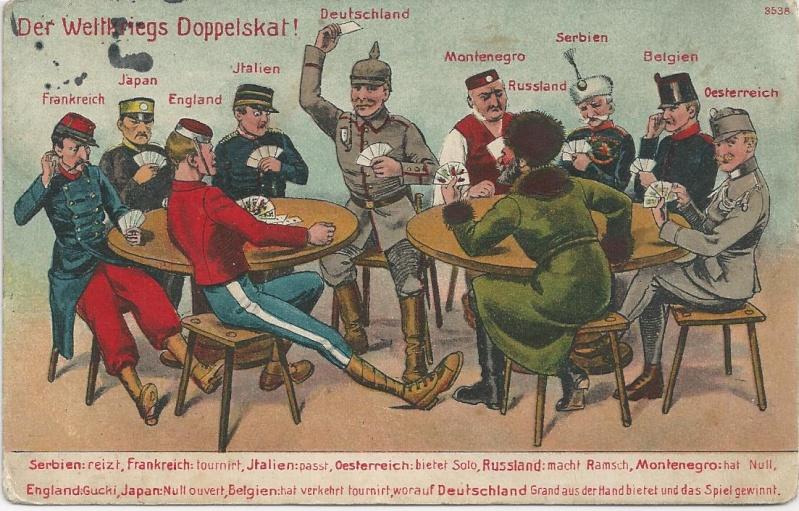 1914 - 1918   Der Untergang der K.u.K. Monarchie Bild_620