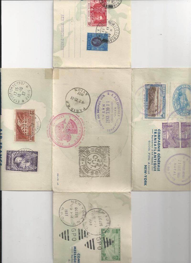 Flugpost Frankreich, wer weiß etwas dazu? Bild_816