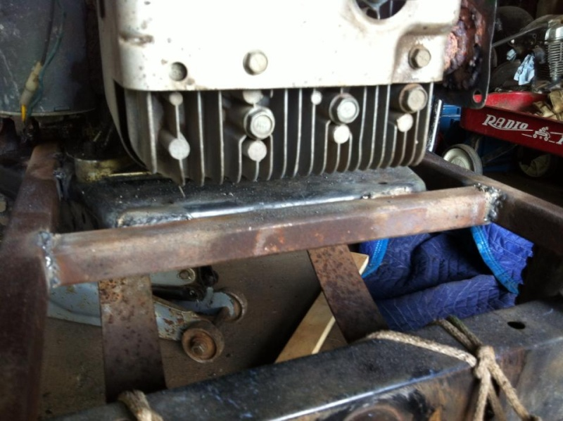 Leaf springs on front mower axle conversion: How to! 11861510