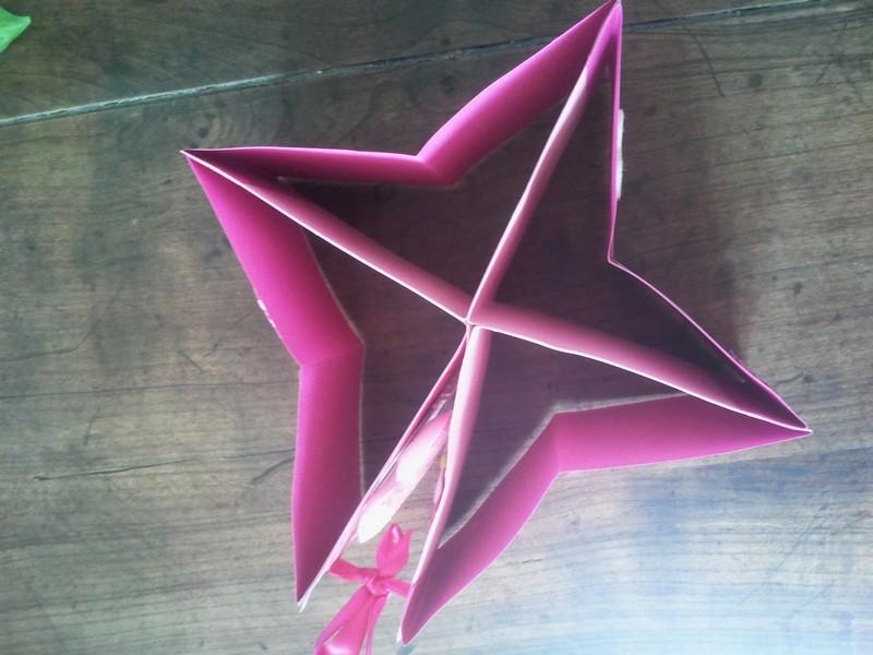 porte photos en étoile Porte_12
